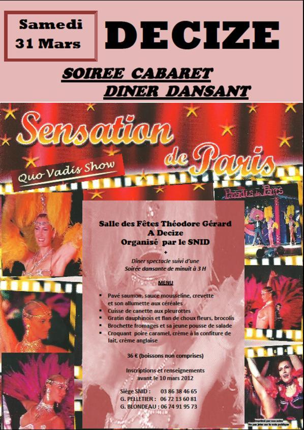 Soirée Cabaret le 31 mars affiche-cabaret